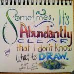 2014 #3 - Abundantly Clear