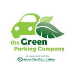 """Green Parking Company"" logo - early stages"