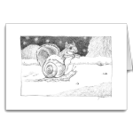 Snail & Squirrel I