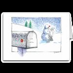 January: The Mailbox