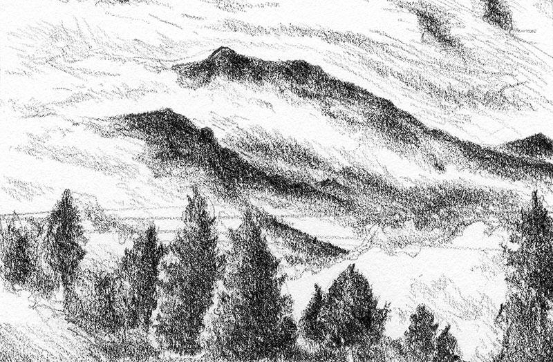 Thankful Mountains