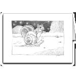 Snail & Squirrel I