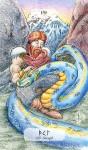 Thor and Jormangandr as Strength